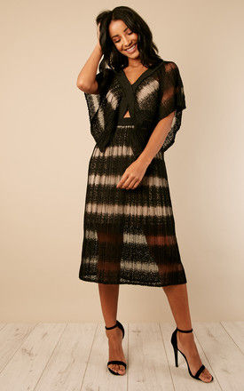 ANGELIQUE DEEP V DRESS by Foxie Dox