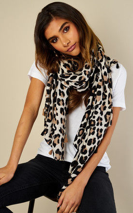 Leopard Scarf by Bella and Blue