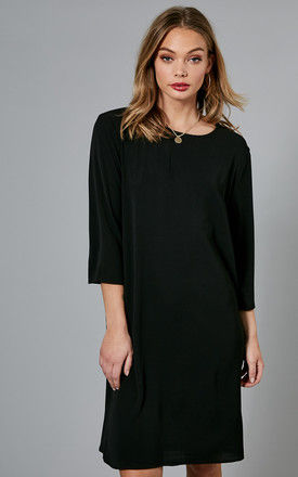Black Mid Length Dress by ONLY