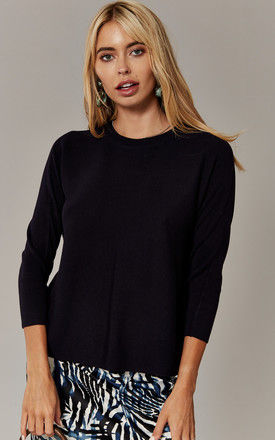 Night Sky Pullover Knit by ONLY