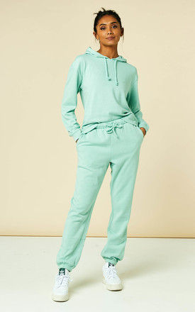 Mid Rise Joggers in Mint Green by VILA