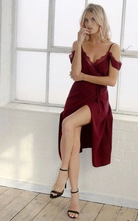 Josephine Frock Wine by Never Fully Dressed