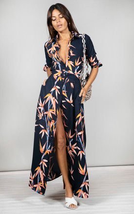 Dove Dress In Bamboo by Dancing Leopard